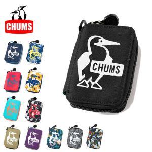 チャムス chums キーケース Eco Key Zip Case CH60-2486 【雑貨】鍵 メンズ【メール便・代引不可】|snb-shop