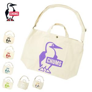 CHUMS チャムス Booby Canvas Shoulder ブービーキャンバスショルダー CH60-2557 【アウトドア/カバン/トート/バッグ/ショルダー】【メール便・代引不可】|snb-shop