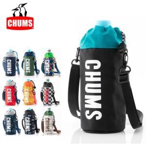 CHUMS チャムス Eco Pet Bottle Holder CH60-2723 【アウトドア/日本正規品/ペットボトルホルダー】【メール便・代引き不可】|snb-shop
