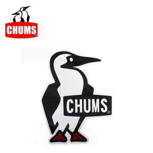 チャムス chums ステッカー ビッグ ブービー バード Sticker Big Booby Bird シール ロゴステッカー ch62-0088 snb-shop