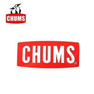 チャムス chums ステッカー チャムスロゴ スモール Sticker CHUMS Logo Small CH62-1072|snb-shop
