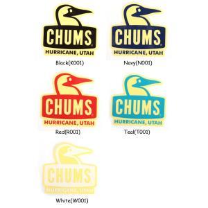 チャムス chums ステッカー Sticke...の詳細画像1