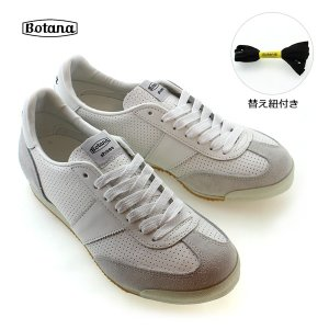 Botana/ボタナ スニーカー CL66-15FW1/00360/WHITE/WHITE|snb-shop