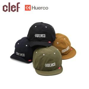 clef クレ Huerco×CLEFコラボ B.CAP HC002 【フエルコ/キャップ/釣り/ア...