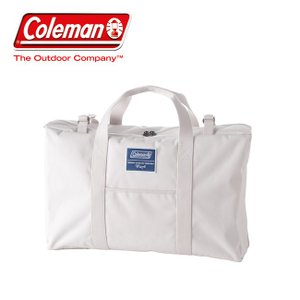 Coleman コールマン IL マルチツーバーナーケース (アイボリー) 2000030733 【アウトドア/キャンプ/収納】|snb-shop