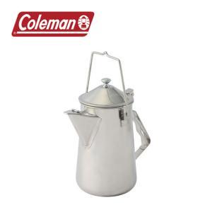 Coleman コールマン ファイアープレイスケトル 2000026788 【アウトドア/キャンプ/クラシック/ケトル】|snb-shop