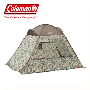 Coleman コールマン クイックアップIGシェード ナチュラルカモ 2000035350 【シェード/テント/日よけ/キャンプ/アウトドア】|snb-shop
