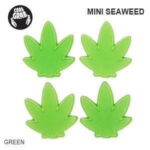 CRAB GRAB/クラブグラブ  デッキパッド Mini Seaweed/スノボ スノー|snb-shop