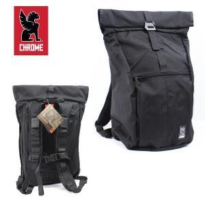 CHROME/クローム バッグパック YALTA CORDURA/BLACK/BLACK/ヤルタ ブラック|snb-shop
