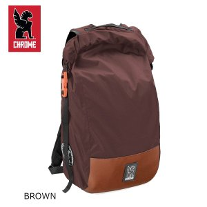 CHROME/クローム バックパック THE ORP/BROWN/日本正規品|snb-shop