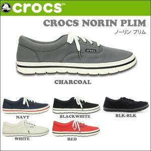 クロックス CROCS スニーカー サンダル NORLIN PLIM ノーリン プリム crs-050 snb-shop