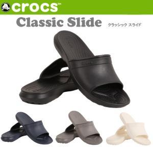 クロックス CROCS サンダル Classic Slide クラッシック スライド 204067【靴】メンズ クロックス/レディース クロックス|snb-shop