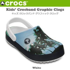 クロックス CROCS サンダル Kids' Crocban...