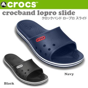 クロックス CROCS サンダル  crocband lopro slide  クロックバンド ロープロ スライド crs16-015 /メンズ クロックス/レディース クロックス/15692|snb-shop