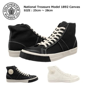 COLCHESTER RUBBER CO コルチェスターラバーカンパニー スニーカー  National Treasure Model 1892 Canvas 【靴】メンズ キャンバス カジュアル|snb-shop