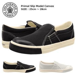 COLCHESTER RUBBER CO コルチェスターラバーカンパニー スニーカー  Primal Slip Model Canvas CO040009-2 【靴】メンズ キャンバス カジュアル|snb-shop