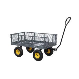 DETAIL ディティール Easy Assemble Mesh Cart イージーアッセンブルメッシュカート 3333 【アウトドア/キャンプ/イベント/ガーデニング】|snb-shop