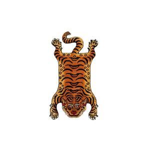 DETAIL ディティール Tibetan Tiger Rug DTTR-02 Small チベタンタイガーラグ スモール 331602S 【アウトドア/インテリア/ラグ/おしゃれ】|snb-shop