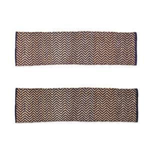 DETAIL ディティール Hemp Cotton Herringbone Rug ヘンプコットンヘリンボーンラグ 180×50cm 3339180 【アウトドア/マット/キッチンマット/下敷】|snb-shop