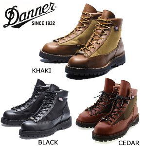 DANNER/ダナー DANNER LIGHT  ダナーライト3 BLACK/KHAKI/CEDAR|snb-shop