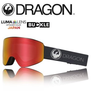 2019 DRAGON ドラゴン PXV ECHO SILVER/LUMALENSJ.REDION  【2019/ゴーグル/日本正規品/ジャパンフィット】|snb-shop