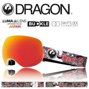 2019 DRAGON ドラゴン X2 FACTION COLLAB/LUMALENSJ.REDION  【2019/ゴーグル/日本正規品/ジャパンフィット】|snb-shop