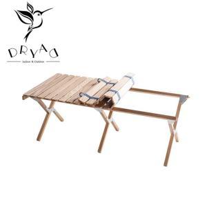 DRYAD ドリュアス ロールテーブル 52-1005NA 【アウトドア/机/折りたたみ】|snb-shop
