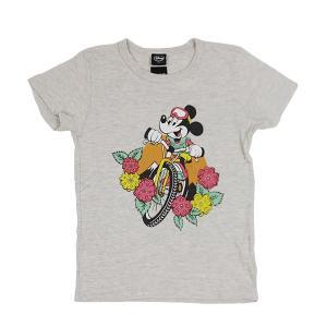 dsny-003【DISNEY/ディズニー】Tシャツ S/S TEE MICKEY MTB/OATMEAL【メール便対応】|snb-shop