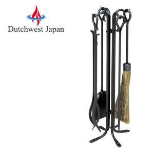 Dutchwest Japan ダッチウエストジャパン ヴィンテージ ツールセット PA8256 【アウトドア/薪ストーブ/アクセサリー】|snb-shop