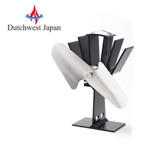 Dutchwest Japan ダッチウエストジャパン ストーブファン SF-800N 【アウトドア/薪ストーブ/ファン】|snb-shop