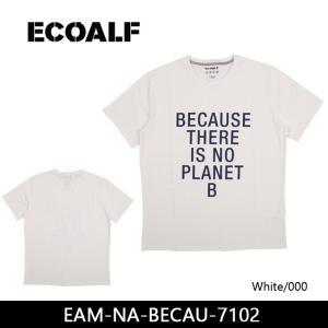 ECOALF エコアルフ EAM-NA-BECAU-7102 【服】【t-cnr】  Tシャツ ファッション アウトドア フェス【メール便・代引不可】|snb-shop