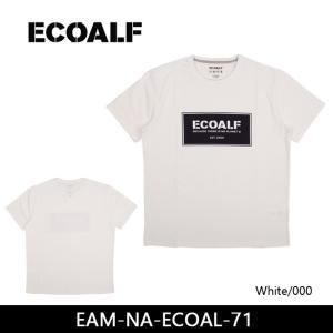 ECOALF エコアルフ EAM-NA-ECOAL-71 【服】【t-cnr】  Tシャツ ファッション アウトドア フェス【メール便・代引不可】|snb-shop