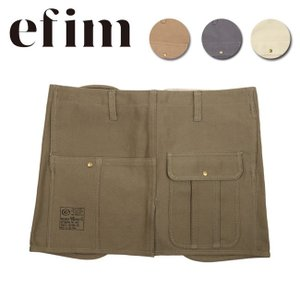 efim エフィム エプロン Waist Apron 2004004 【ZAKK】キャンプ DIY ガーデニング|snb-shop