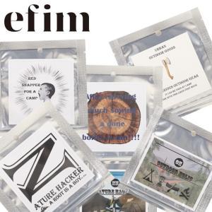 efim エフィム ステッカー Outdoor Sticker OD-ST 【雑貨】|snb-shop