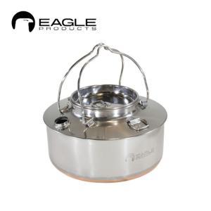 EAGLE Products イーグルプロダクツ Campfire Kettle キャンプファイヤーケトル 1.5L 【BBQ】【CKKR】 ケトル やかん アウトドア キャンプ BBQ|snb-shop