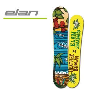 2019 ELAN エラン Hawaii Sweethearts  【2019/板/スノーボード/スノー/日本正規品/レディース】 snb-shop
