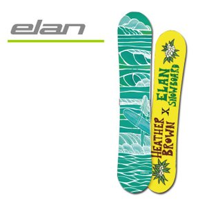 2019 ELAN エラン Spring Swell  【2019/板/スノーボード/スノー/日本正規品/レディース】 snb-shop