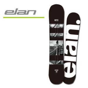 2019 ELAN エラン SPIKE  【2019/板/スノーボード/スノー/日本正規品】 snb-shop