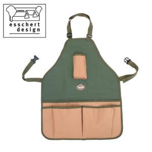 esschert design エシェルトデザイン Garden Apron GT06 【アウトドア/ガーデニング/機能性/エプロン】|snb-shop