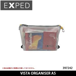 エクスペド EXPED ポーチ VISTA ORGANISER A5 397242 【カバン】 【メール便・代引不可】 snb-shop