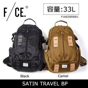 F/CE エフシーイー SATIN TRAVEL BP F1602SE0001 フィクチュール FICOUTURE  【カバン】 バックパック リュック トラベル 旅行|snb-shop