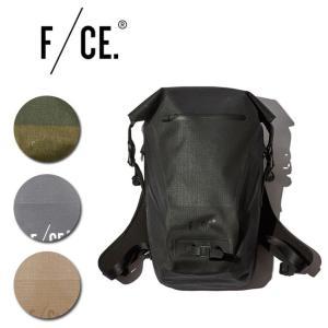 F/CE エフシーイー バックパック NO SEAM ROLLTOP DR0010 【カバン】正規品 FCEユニセックス (F/CE エフシーイー) フィクチュール FICOUTURE|snb-shop