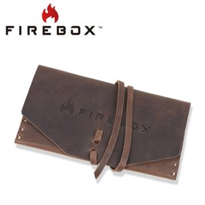 FIREBOX ファイヤーボックス Leather Nano Case レザーナノケース FB-ACLN 【収納/ケース/ファイヤーストーブ/アウトドア/キャンプ/革】|snb-shop