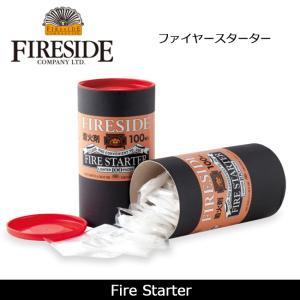 FIRESIDE ファイヤーサイド ファイヤースターター 【BBQ】 着火剤 焚火 バーベキュー キャンプ|snb-shop