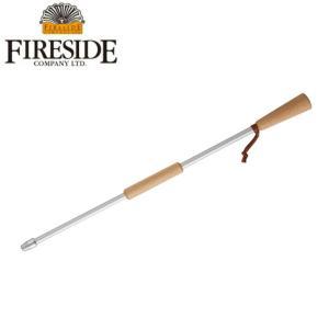 FIRESIDE ファイヤーサイド ファイヤーブラスター 【BBQ】 火吹き棒  焚火 バーベキュー キャンプ|snb-shop