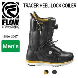 2017 FLOW フロー ブーツ TRACER HEEL-LOCK COILER 【ブーツ】メンズ|snb-shop