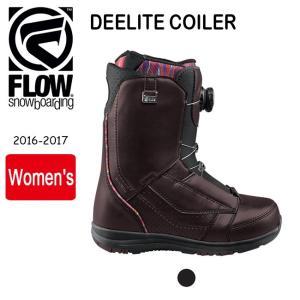 2017 FLOW フロー ブーツ DEELITE COILER 【ブーツ】レディース|snb-shop