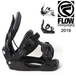 2019 FLOW フロー ALPHA EXOFIT 【ビンディング/日本正規品/スノー/スノーボード/メンズ】|snb-shop
