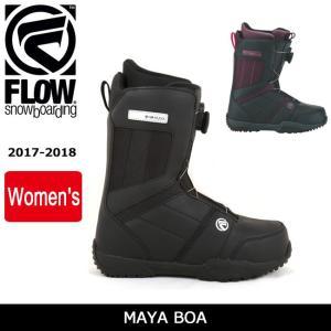 2018 FLOW フロー ブーツ MAYA BOA 【ブーツ】メンズ レディース|snb-shop