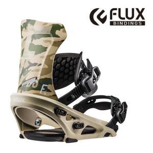 2019 FLUX フラックス DS CAMO 【日本正規品/アウトドア/ビンディング/メンズ】 snb-shop